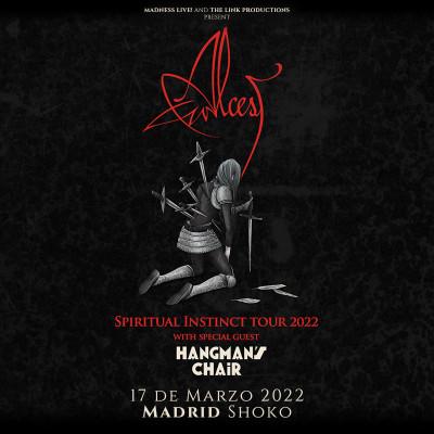 Entradas Alcest + Hangman's Chair (Madrid)