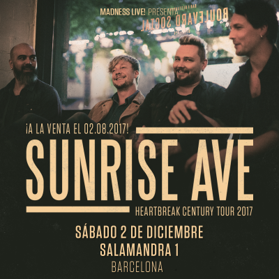 Sunrise Avenue (Barcelona)