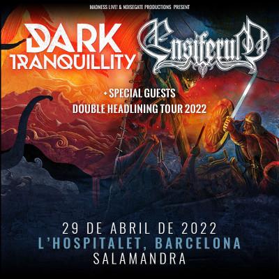 Dark Tranquillity + Ensiferum (Barcelona)