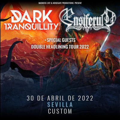 Dark Tranquillity + Ensiferum (Sevilla)