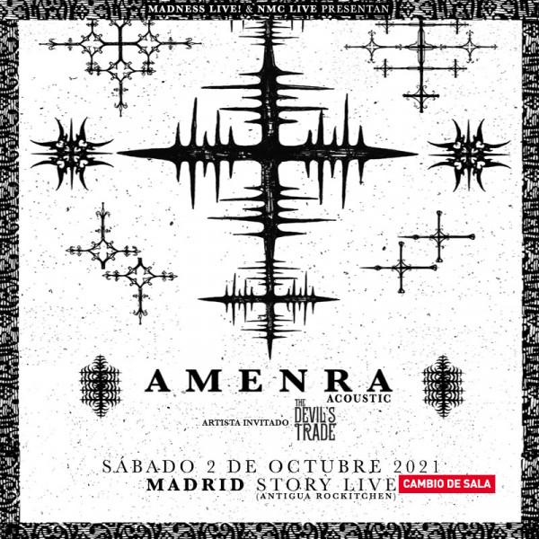 Amenra Acústico (Madrid)