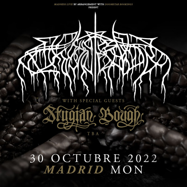 Wolves in the Throne Room + Stygian Bough (Madrid)