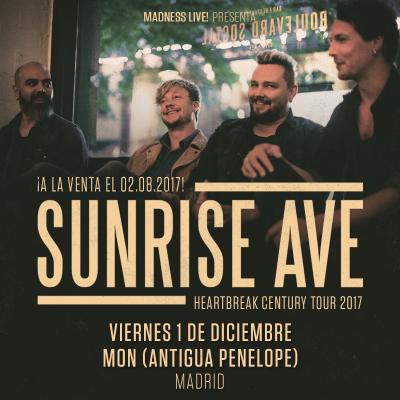 Sunrise Avenue (Madrid)