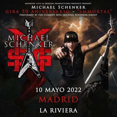 Michael Schenker Fest (Madrid)