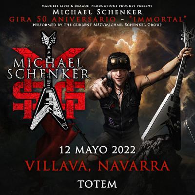 Michael Schenker Fest (Pamplona)