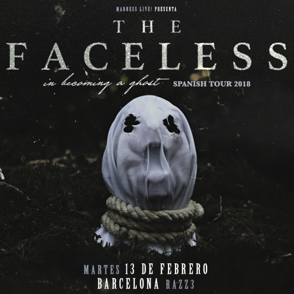 The Faceless (Barcelona)