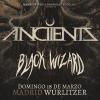 Anciients + Black Wizard (Madrid)
