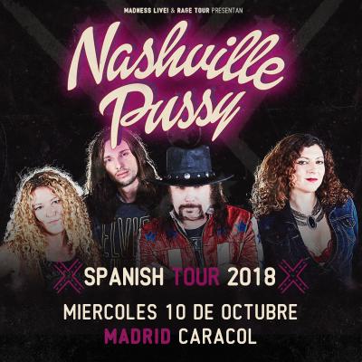 Nasville Pussy (Madrid)