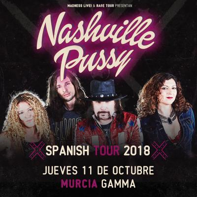 Nashville Pussy (Murcia)