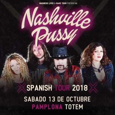 Nashville Pussy (Villava)