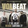 Volbeat (Bilbao)