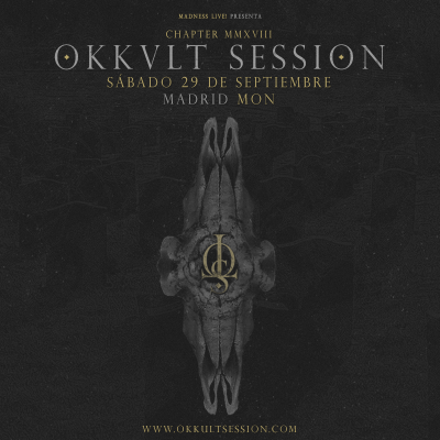 Okkult Session 2018 (Madrid)