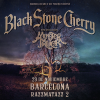 Black Stone Cherry + Monster Truck (Barcelona)