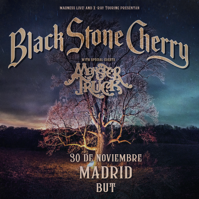 Black Stone Cherry + Monster Truck (Madrid)
