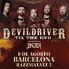 DevilDriver + Jinjer (Barcelona)