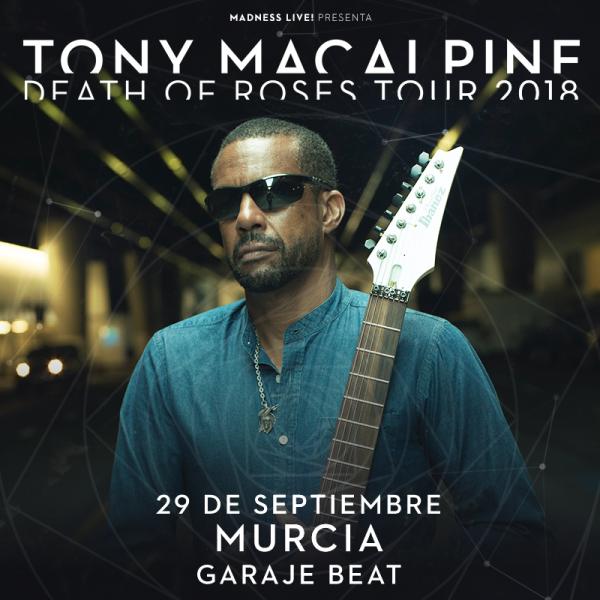 Tony MacAlpine (Murcia)