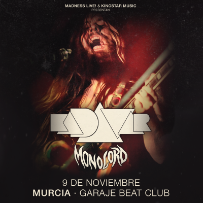 Kadavar + Monolord (Murcia)