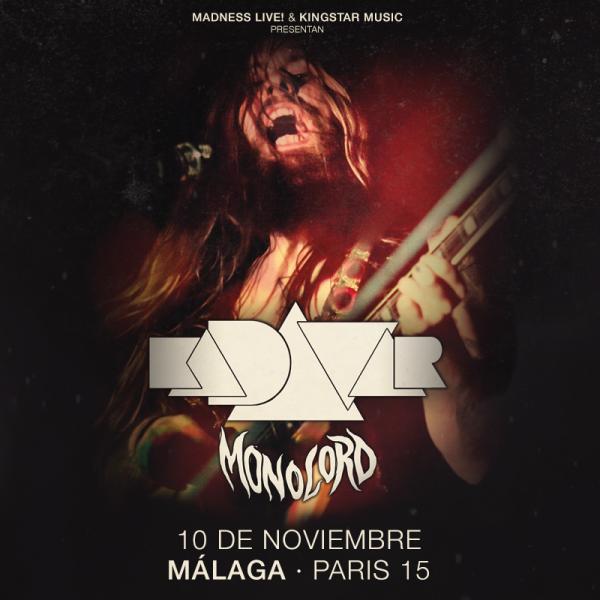 Kadavar + Monolord (Málaga)
