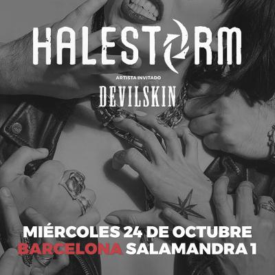Halestorm (Barcelona)
