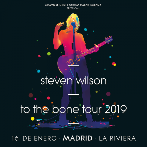 Steven Wilson (Madrid)