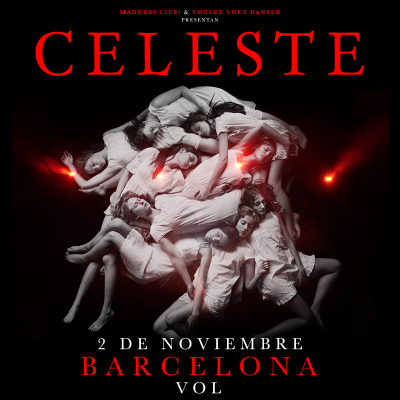 Celeste + Nigra Sum (Barcelona)