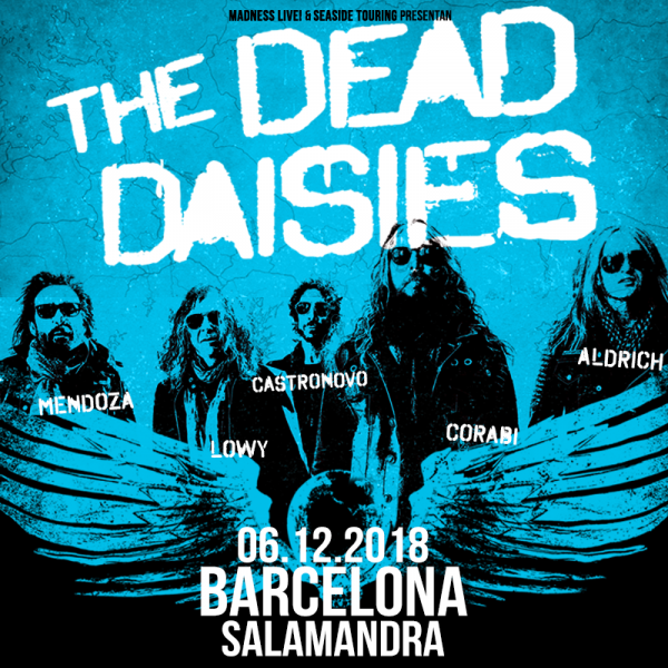 The Dead Daisies (Barcelona)