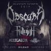 Obscura + Fallujah + Allegaeon + First Fragment (Bilbao)