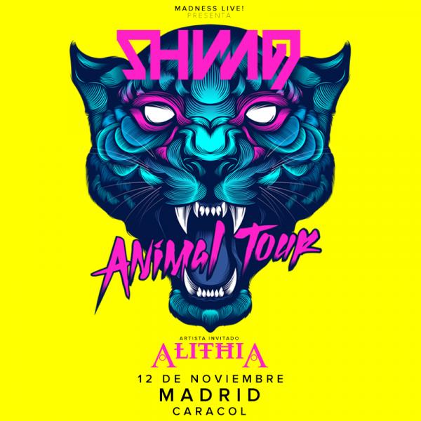 Shining + Alithia (Madrid)