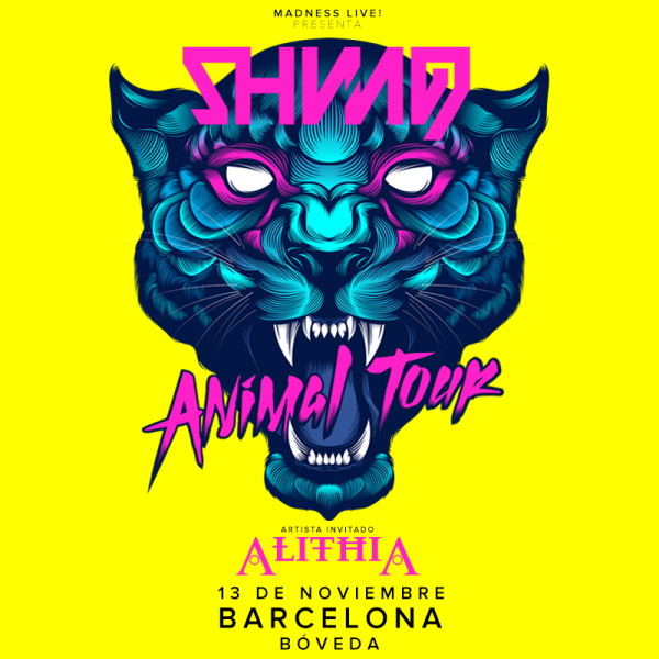 Shining + Alithia (Barcelona)