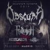 Obscura + Fallujah + Allegaeon + First Fragment (Madrid)