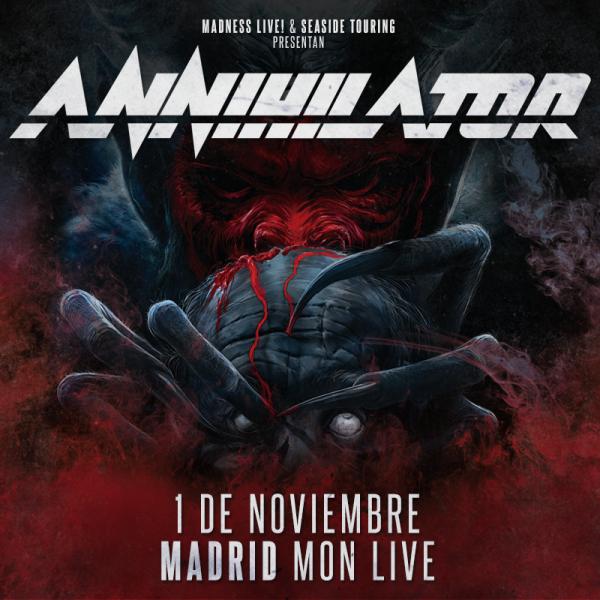 Annihilator (Madrid)