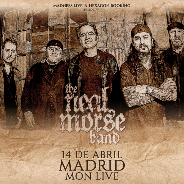 The Neal Morse Band (Madrid)