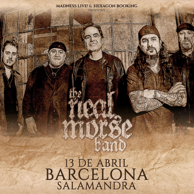 The Neal Morse Band (Barcelona)