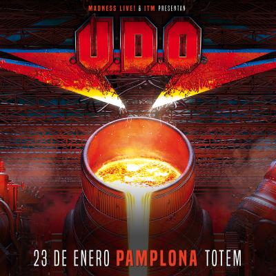 U.D.O. + Red Partizan + Dead City Ruins (Villava)