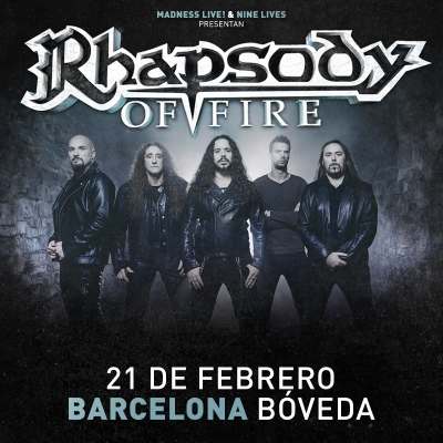 Rhapsody Of Fire (Barcelona)