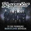 Rhapsody Of Fire (Barcelona)