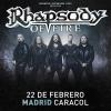 Rhapsody Of Fire (Madrid)