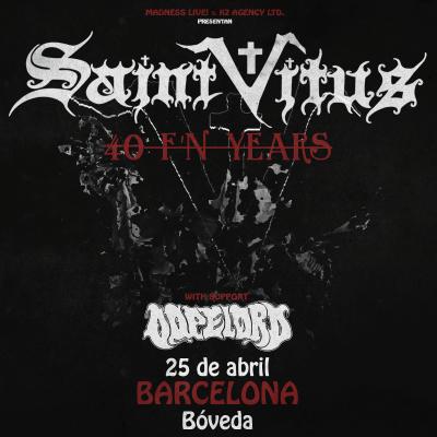 Saint Vitus + Dopelord (Barcelona)