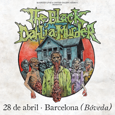 The Black Dahlia Murder + Virvum (Barcelona)