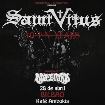 Saint Vitus + Dopelord (Bilbao)
