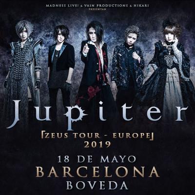 Jupiter + fesFE[M] + VII ARC (Barcelona)