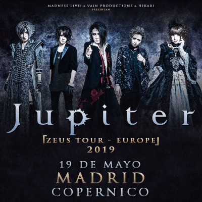 Jupiter + fesFE[M] + VII ARC (Madrid)
