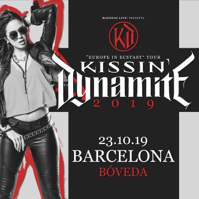 Kissin' Dynamite (Barcelona)