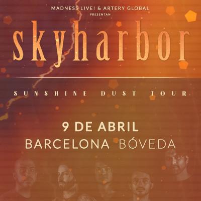 Skyharbor + Hypno5e + Talia (Barcelona)