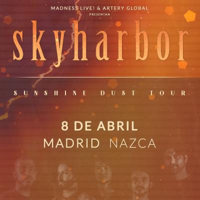 Skyharbor + Hypno5e + Talia (Madrid)