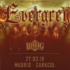 Evergrey + Bloodred Hourglass (Madrid)