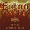 Evergrey + Bloodred Hourglass (Pamplona)