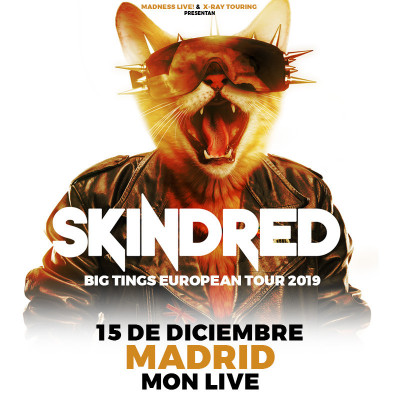 Skindred (Madrid)