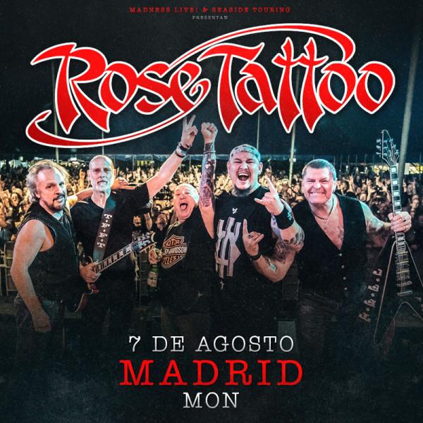 Rose Tattoo (Madrid)