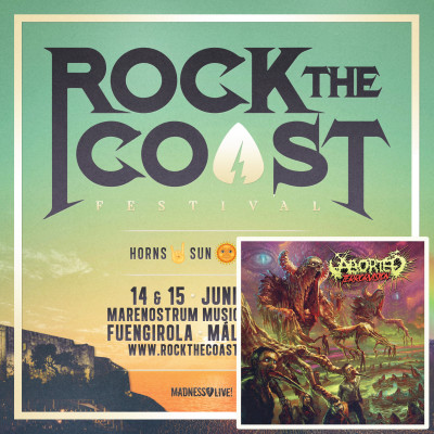 CD + Abono Rock The Coast 2019 (Málaga)